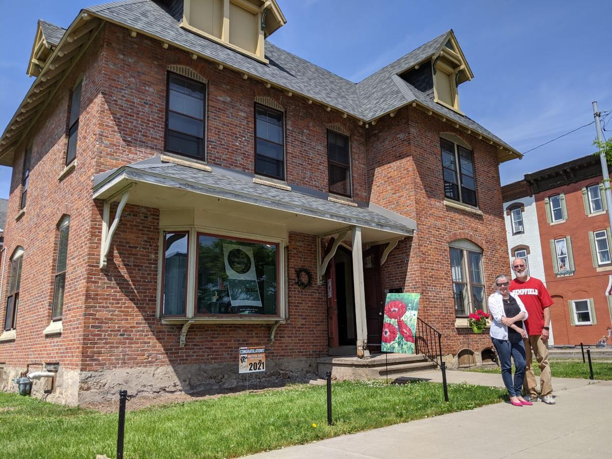 Milton couple creating Tarry Shop at old Victorian home