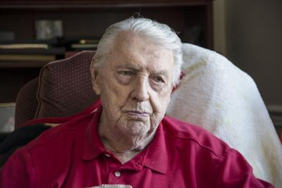 Veteran uses written word to keep history present