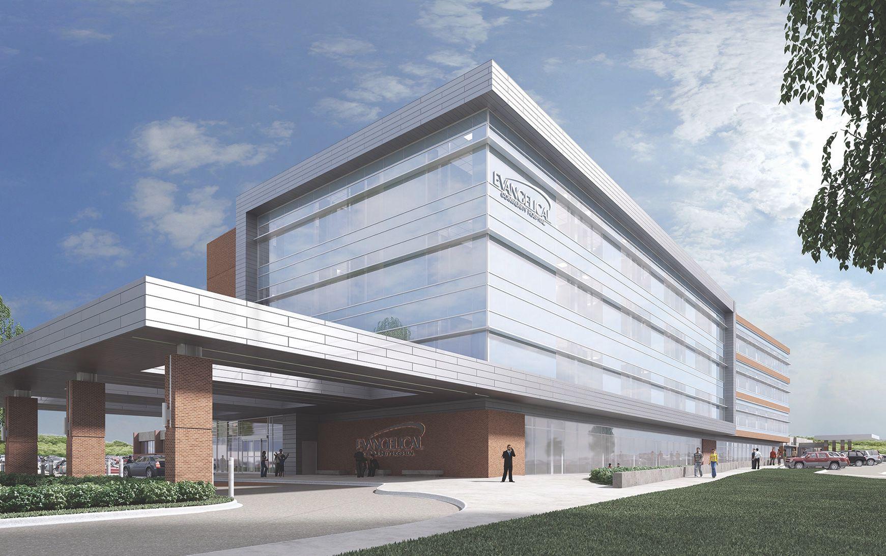 Evangelical expansion Evangelical Community Hospital announces 72
