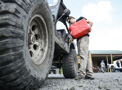 AOAA hosts off-road adventure for mud lovers