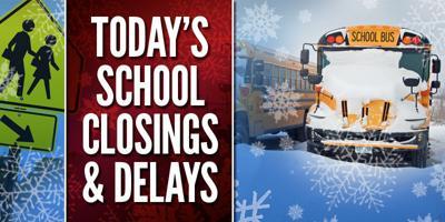 Today's school closings | News | dailyitem com