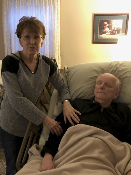 WHEN COVID HITS HOME: Watsontown man with dementia, Parkinson's struggling to recover