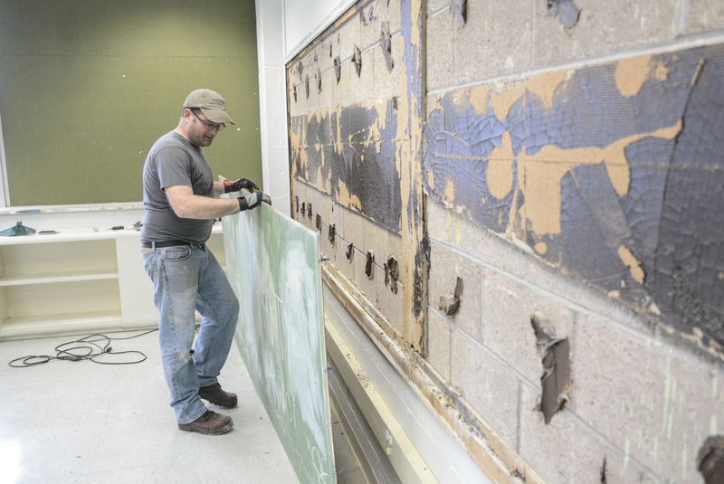 Businesses, non-profits plan new purpose at old school