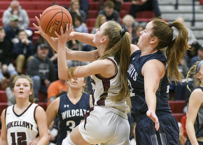 Shikellamy girls build big lead, hold off Mifflinburg