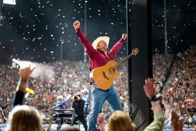 Garth Brooks' concert to be shown at drive-ins across U.S.
