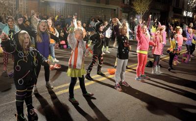 Danville Halloween Parade 2