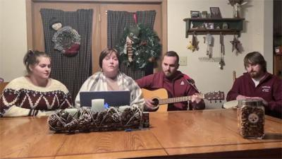 Shikellamy's two-hour delay music video a hit on Facebook