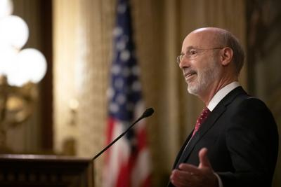 Governor Wolf Urges Legislature to Tackle Gun Violence, Student Debt, Toxic Schools