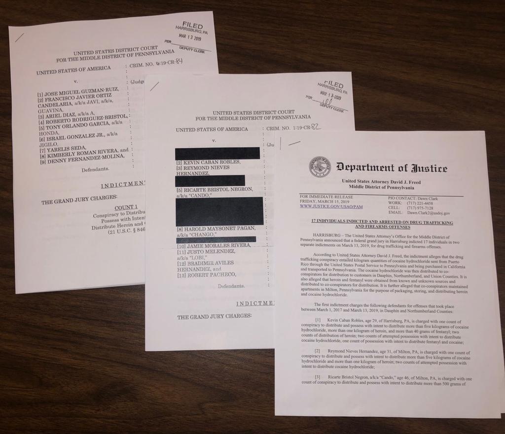 UPDATE: Fatal ODs spur arrests in alleged Milton drug ring