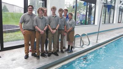Triton Team to represent Danville at international competition
