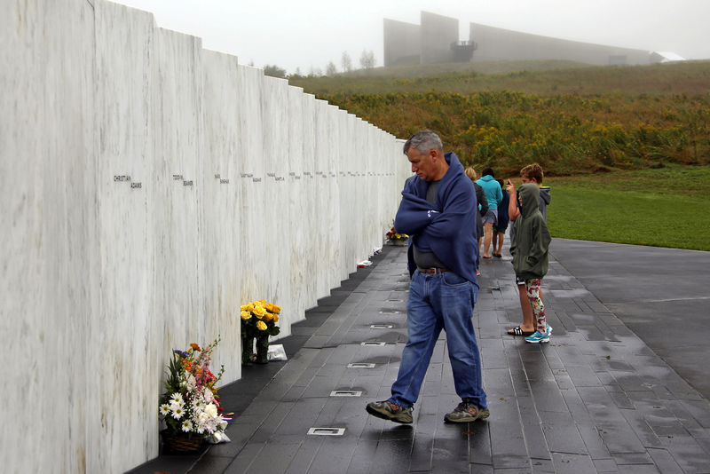 Large crowd expected today at Flight 93 memorial