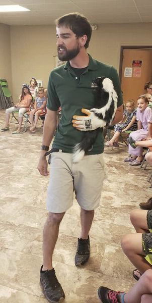 ZooAmerica brings animals to Snyder County