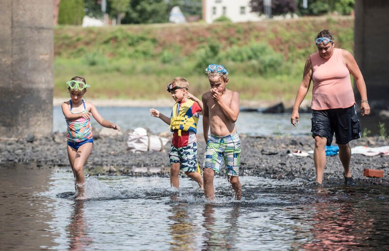 National Weather Service: First 23 days of July among hottest on record