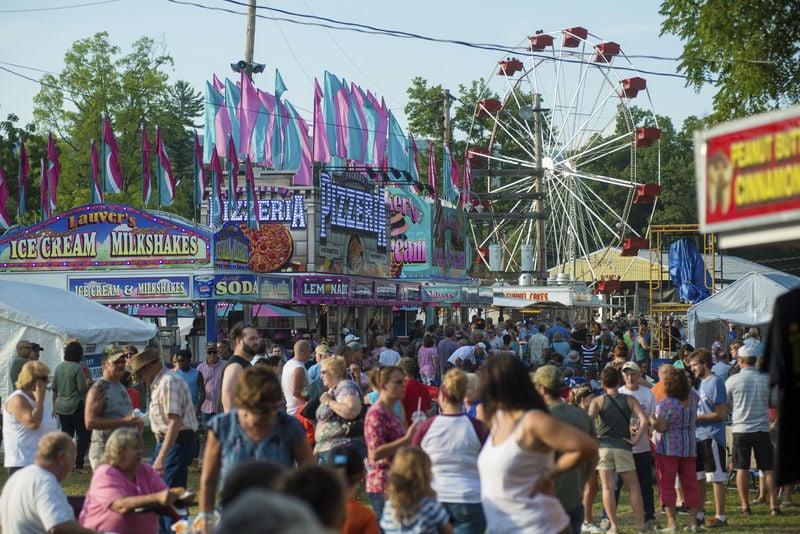 West End Fair celebrates area's farming traditions