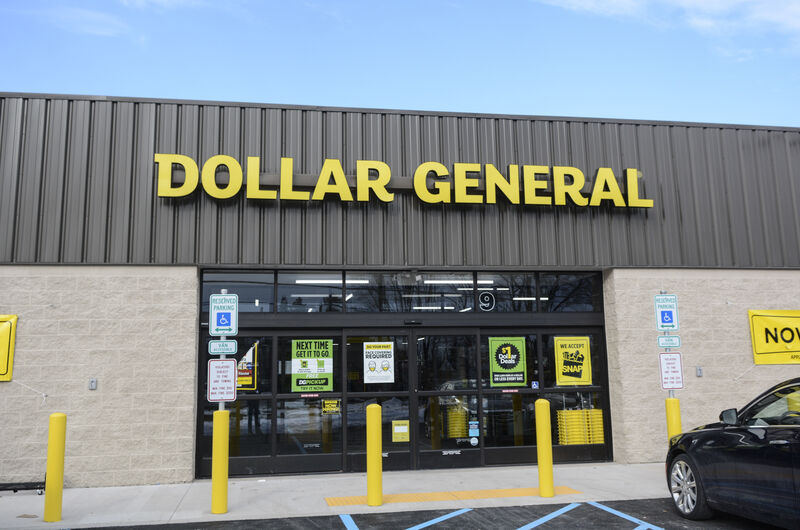 Montandon's Dollar General opens for business Sunday