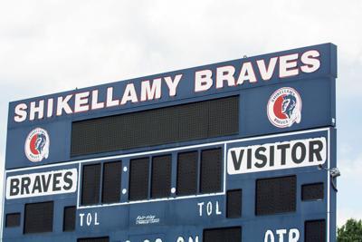 Shikellamy scoreboard