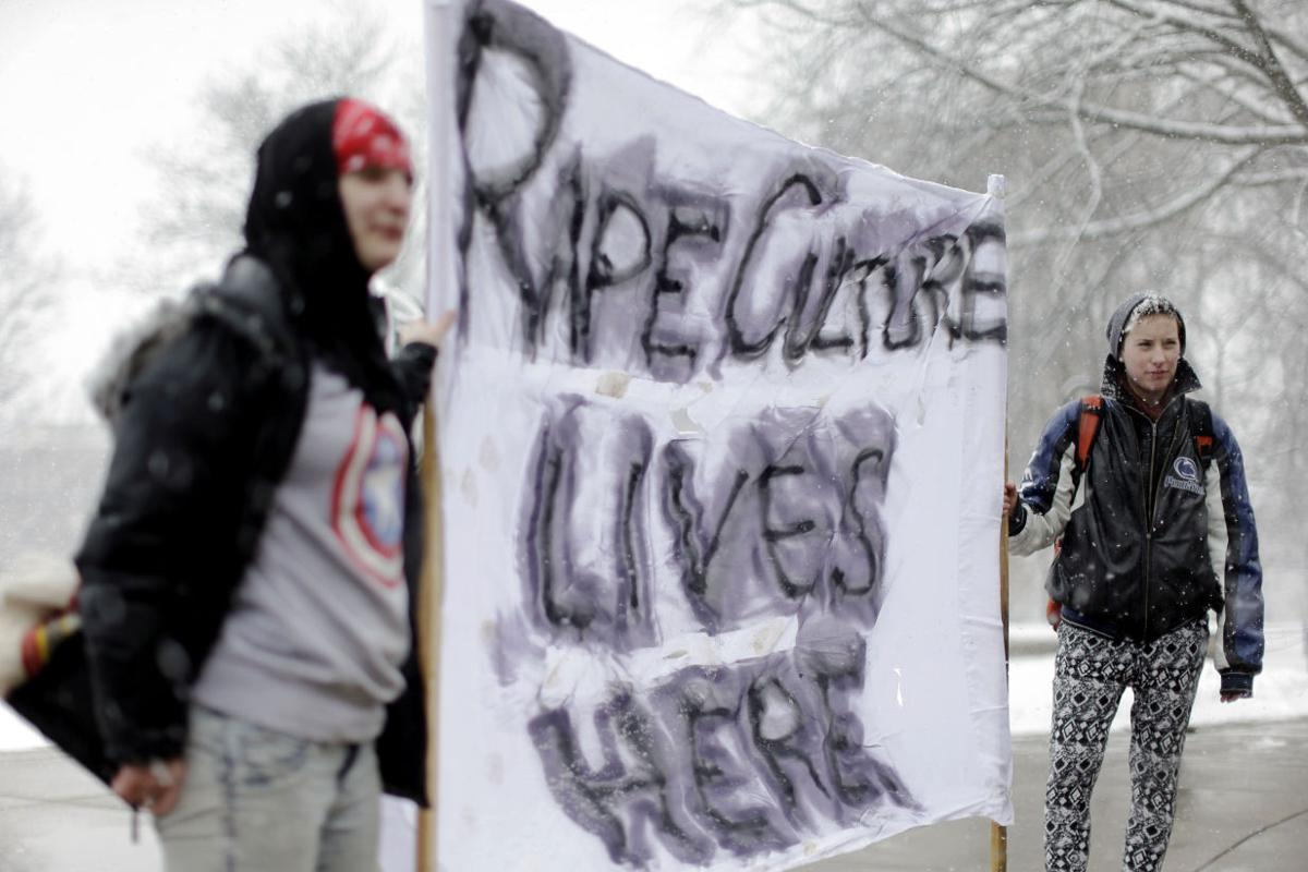 Rally at Penn State in photos | State News | dailyitem.com