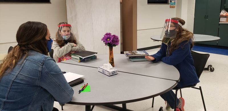 Valley students balance anxiety, learning