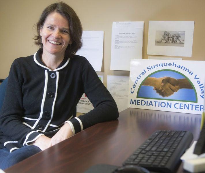 Lewisburg woman brings passion to volunteer work