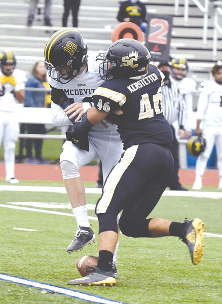 Garcia leads Tigers back to state final