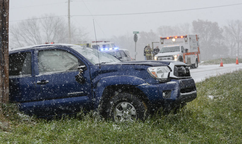 Snowstorm buries Valley, results in fatal accident | News