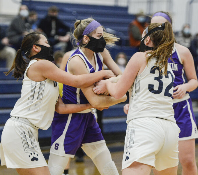 Shamokin runs away from 'Cats