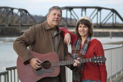 Husband and wife find solace in creating music