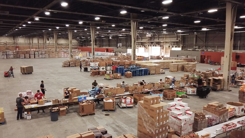 A Year of COVID: Pennsylvania Food Bank tackled explosion of need