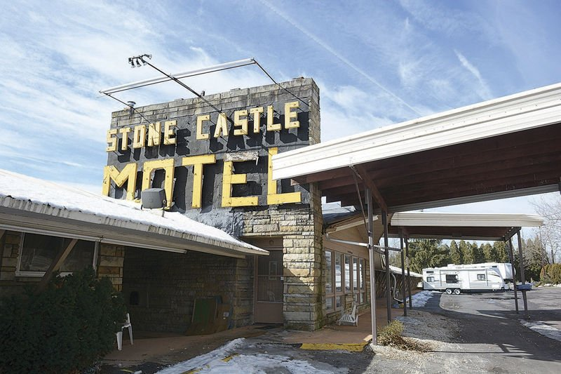 The Stone Castle Motel In Columbia County Is Set To Become Home Of Susquehanna Rv