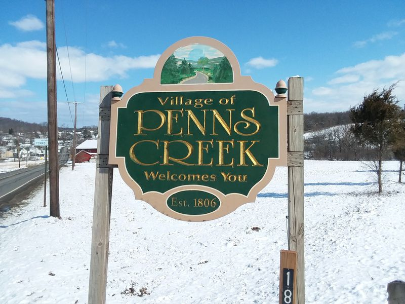 Tiny Towns Stories Penns Creek Is A Place Filled With Hidden