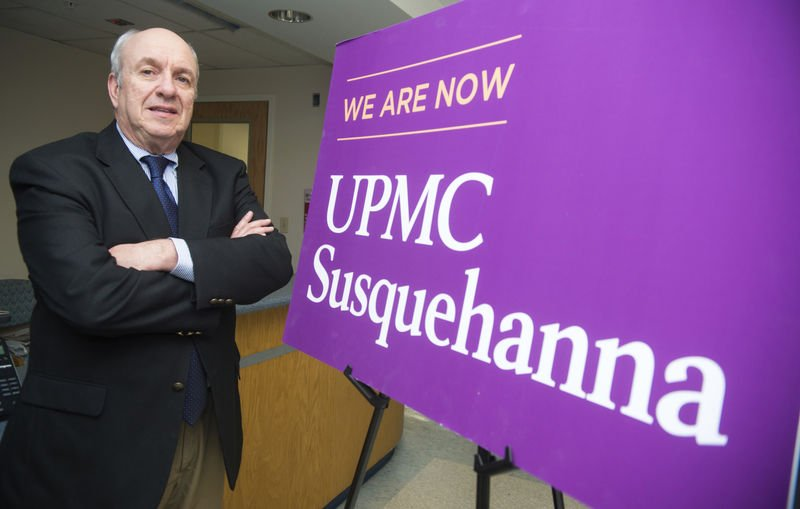 UPMC Sunbury connecting staff with technology | Business