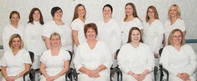 LCCC nursing program graduates