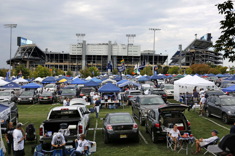 Penn State fans will have new routes for parking at games