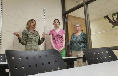 Luzerne County Community College hosts open house at new building