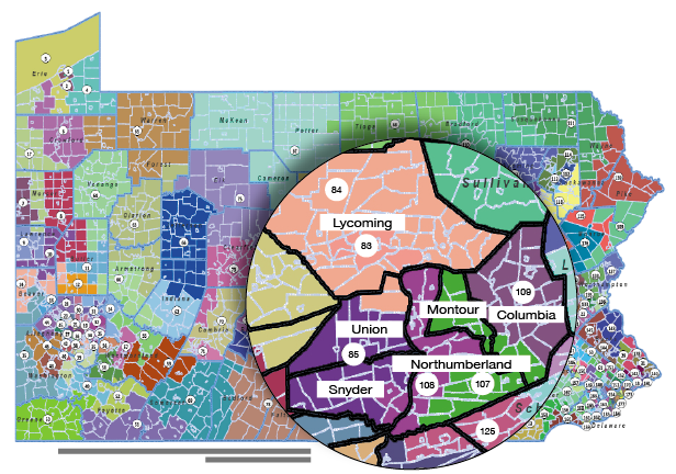 LOOKING FOR BALANCE: Gerrymandering still controversial at Capitol
