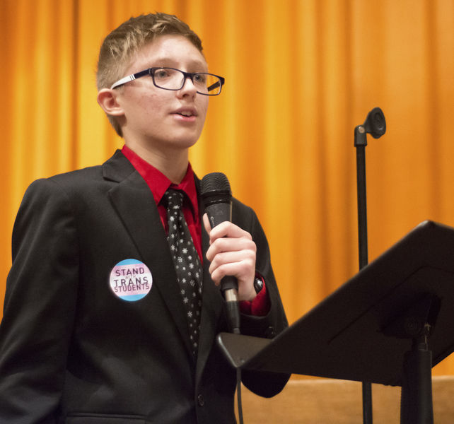 More than 300 attend meeting on Selinsgrove school transgender policy