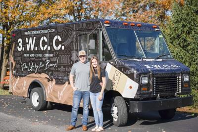 Coffee truck set to hit the road