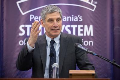 PASSHE Chancellor Daniel Greenstein