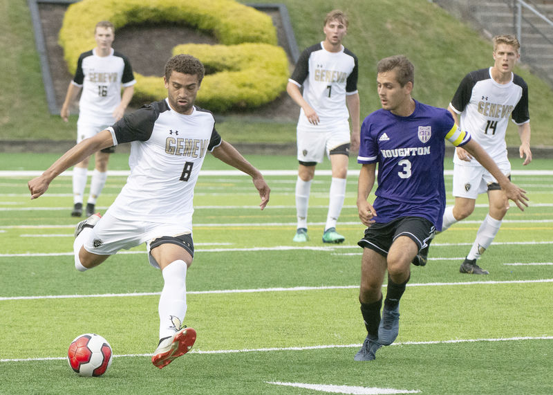 Trio of Valley graduates play key roles for Geneva men's soccer