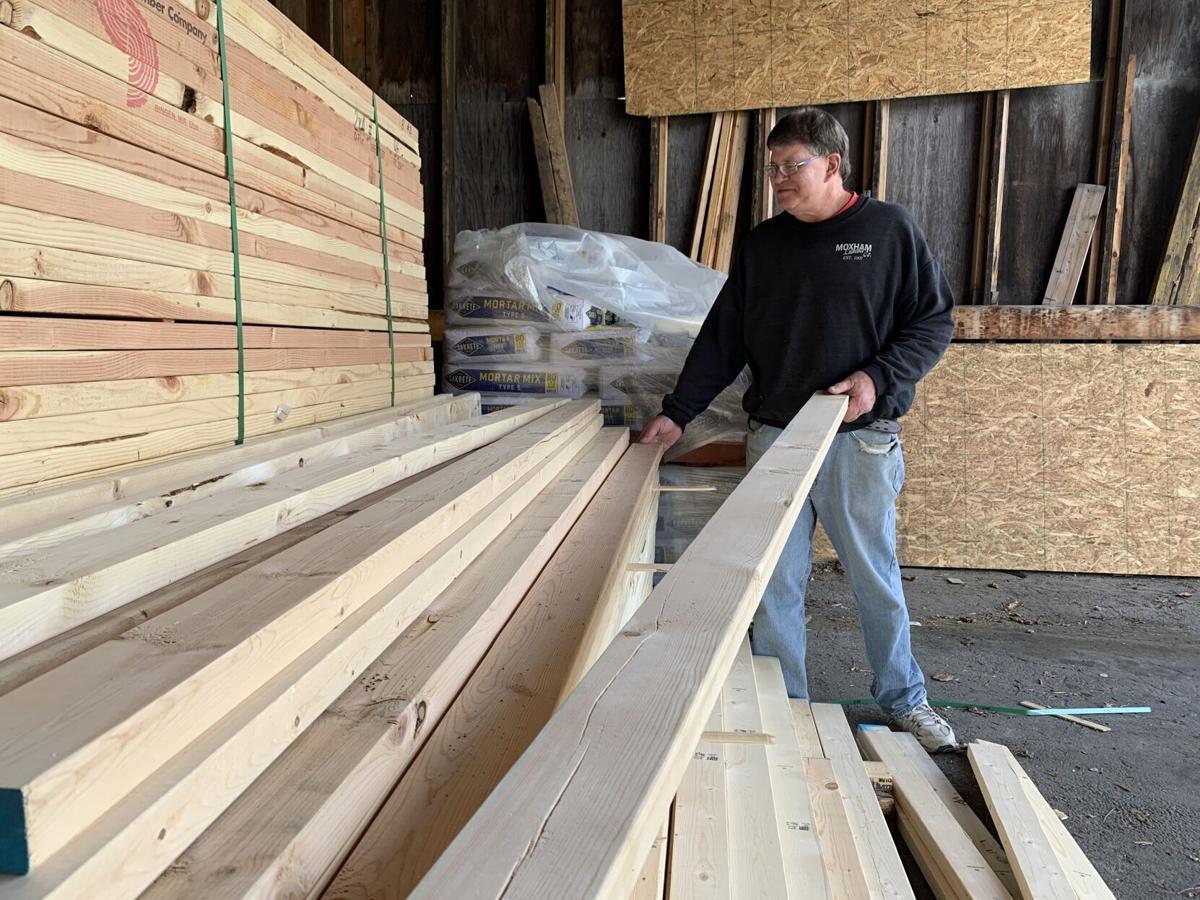 Moxham Lumber