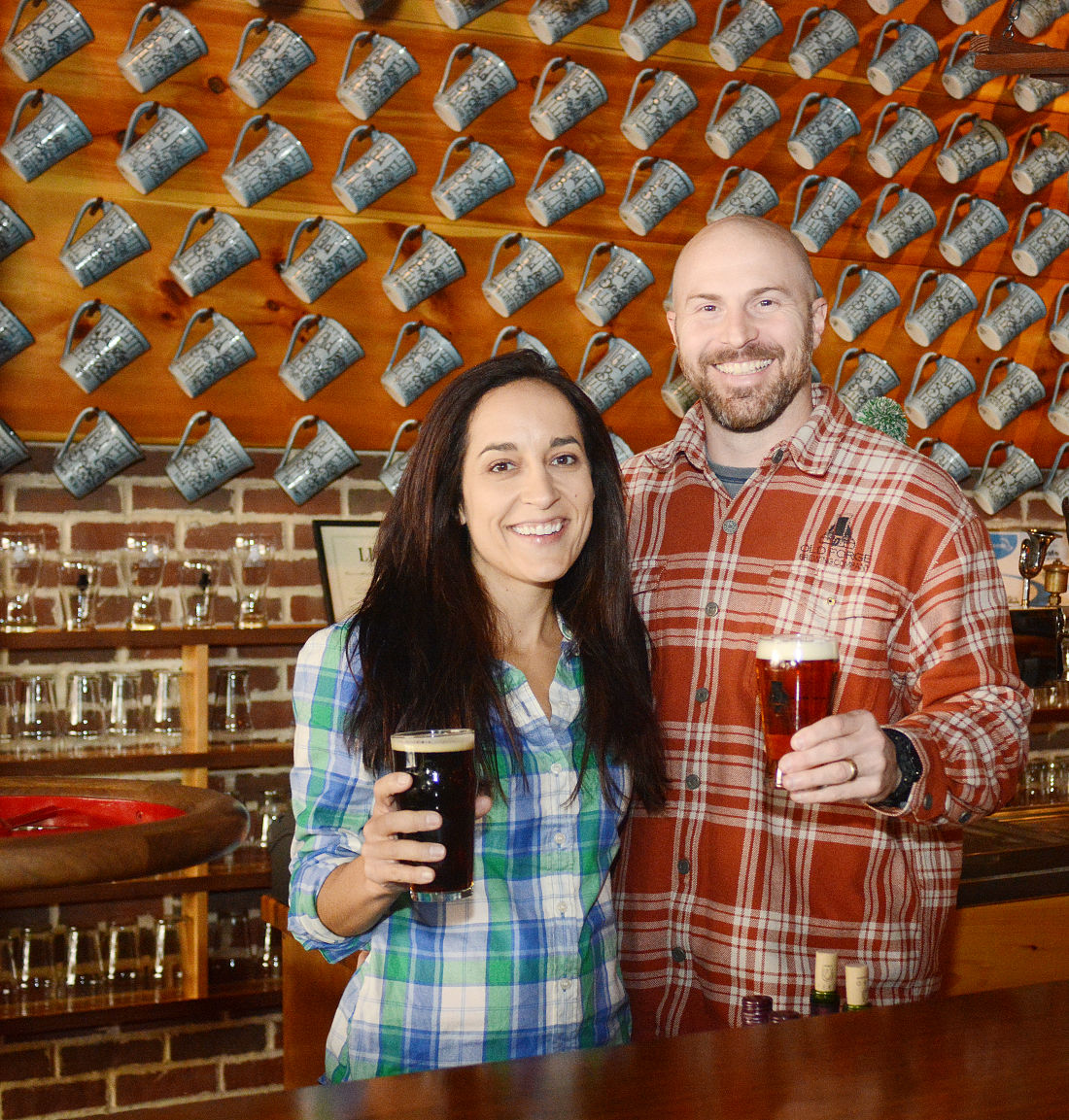 Young Entrepreneurs: Old Forge Brewing Co.