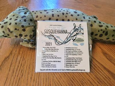 Songs of the Susquehanna CD