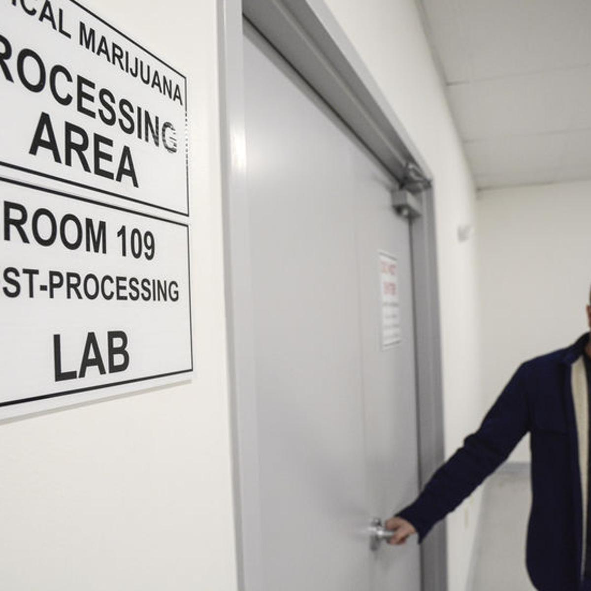Clean rooms, scrubs, lab jackets — medical marijuana is a science