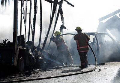 3-vehicle crash preceded fatal mass pileup on Florida