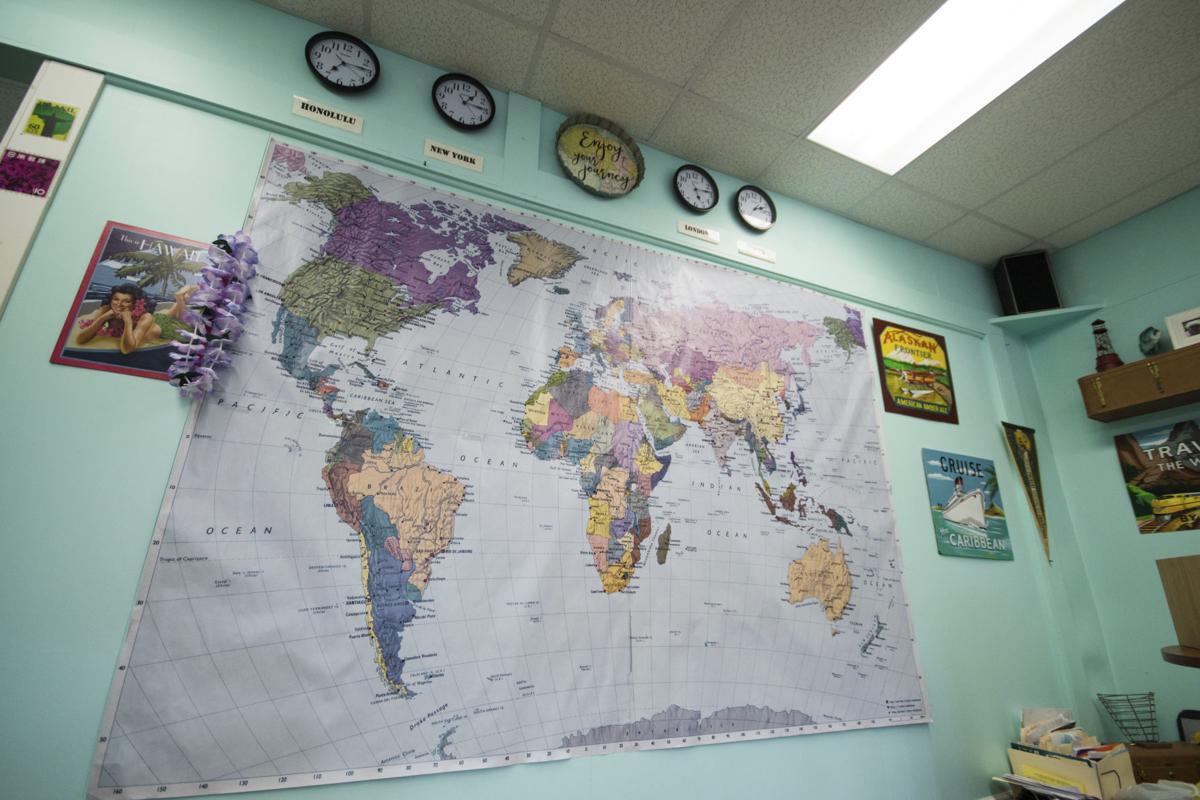 Travel agencies booking Alaska, Florida trips, fewer to Dominican Republic