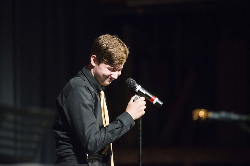 Local singers wow at Valley's Got Talent