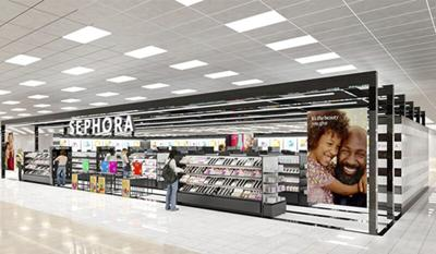 Sephora to open hundreds of beauty shops inside Kohl's stores