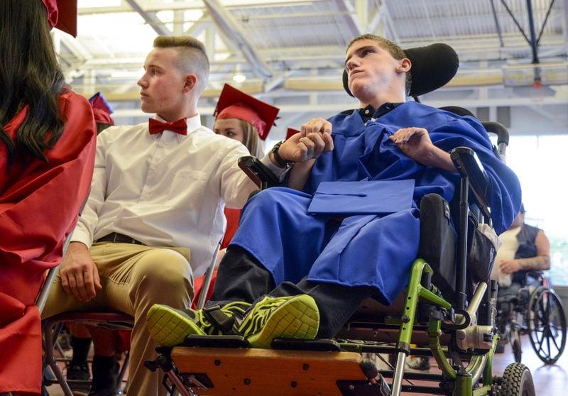 Selinsgrove graduates say farewell to peers