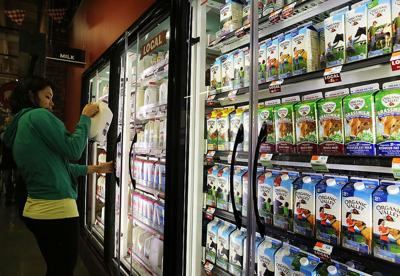 Dairy farmers tell plant-based competitors to stop using 'milk'