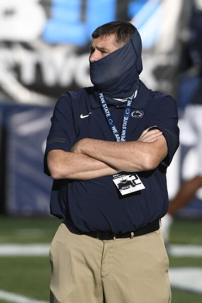 Nittany Lions fire Ciarrocca after 1 season